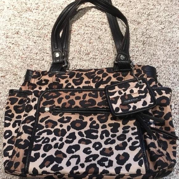 Tyler Rodan Bags Cheetah Print Shoulder Bag Poshmark